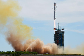 Китай тайно запустил разведчика в космос