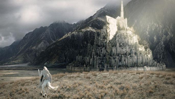 Кадр из фильма «Властелин колец: Возвращение Короля» (2003)