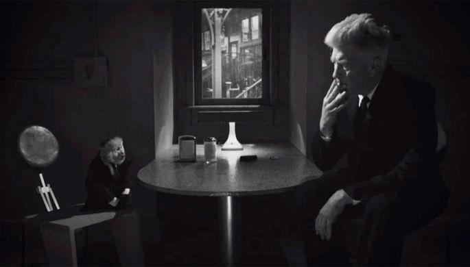 Кадр из короткометражного фильма «Что сделал Джек?»