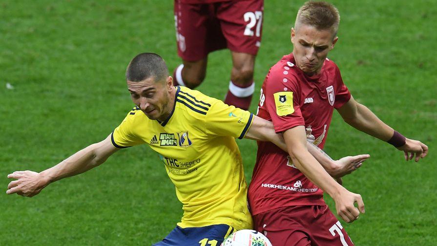 Стали известны стартовые составы Ростова и Рубина на матч РПЛ