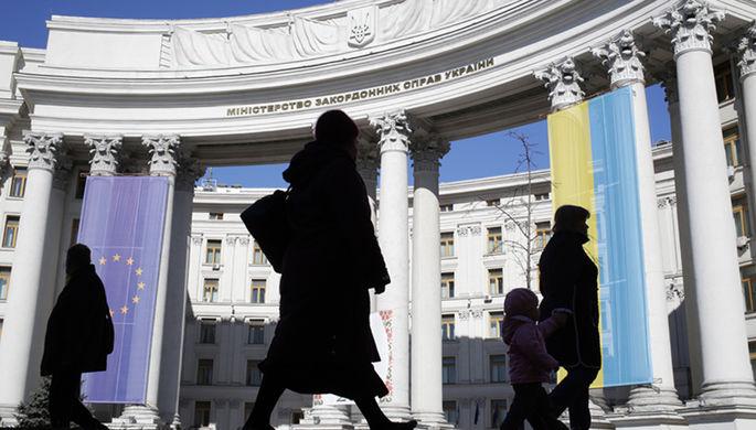 «Расскажем западным партнерам»: Киев осудил «Русский Донбасс»
