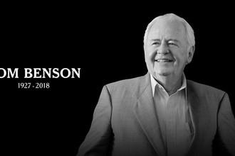 Владелец клуба НБА «Нью-Орлеан» Том Бэнсон