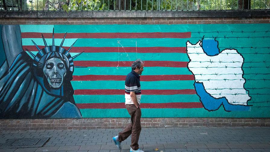 Войск не боится: Иран обвинил США в позерстве