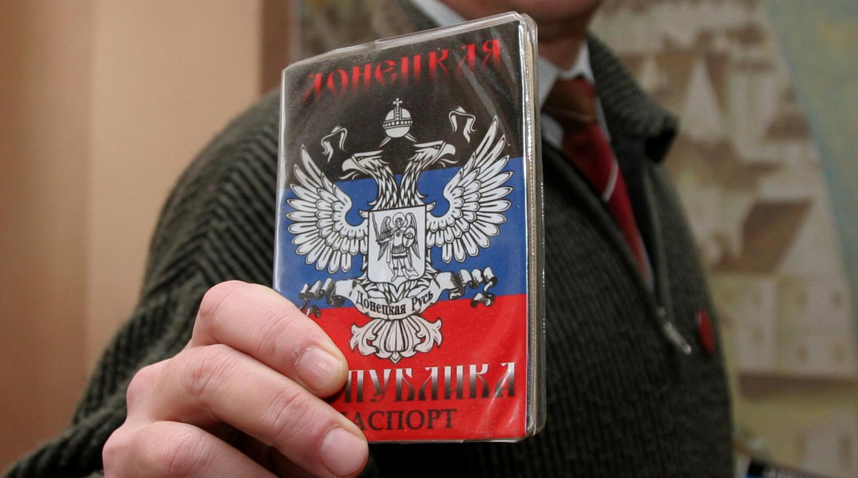В ДНР наблюдают ажиотаж на паспорта