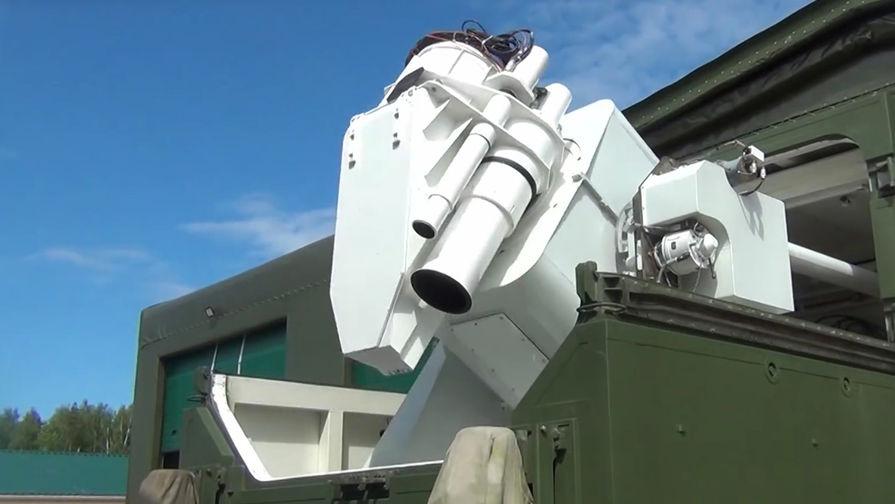 Шойгу заявил о скором поступлении в армию РФ лазерного оружия