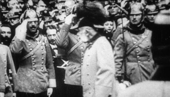 Император Австро-Венгрии Франц-Иосиф