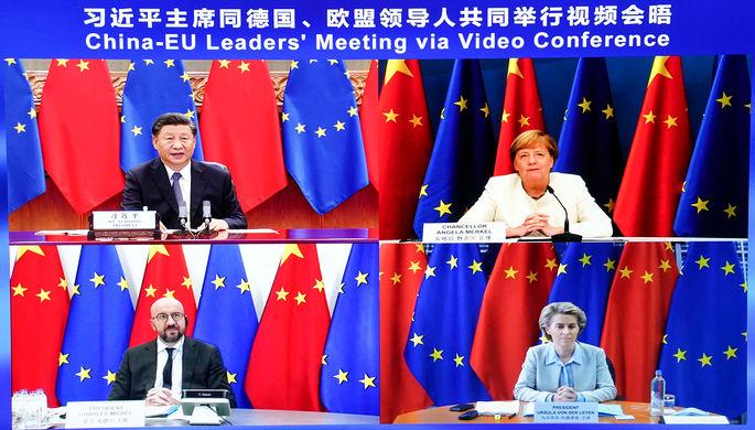 «Мир начинает распад»: почему ЕС отворачивается от Китая