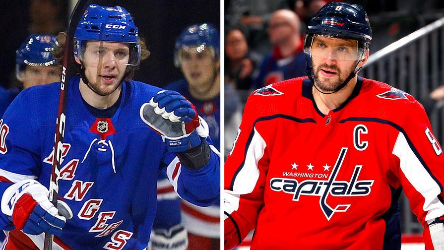 Три россиянина попали в топ-10 самых высокооплачиваемых игроков НХЛ