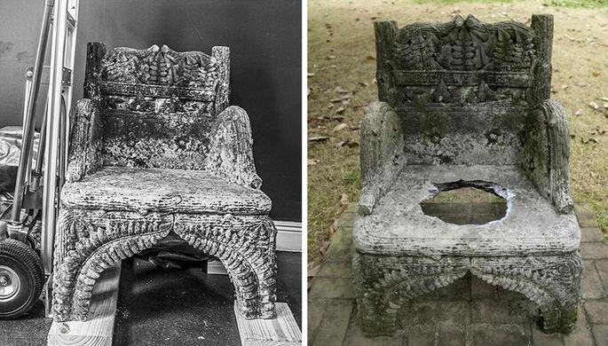 Превратили в унитаз: в США осквернили памятник главе Конфедерации