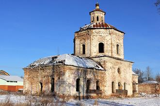 Покровская церковь, Верхотурье