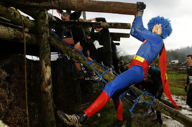 Соревнования в Саут-Стаффордшире, Великобритания, 2008 год