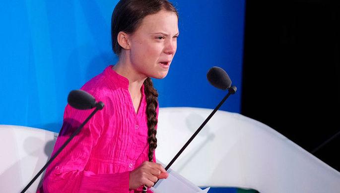 «Она психически больна»: кто такая Грета Тунберг