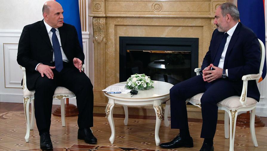 Торг с Россией: зачем Пашинян прилетал в Минск