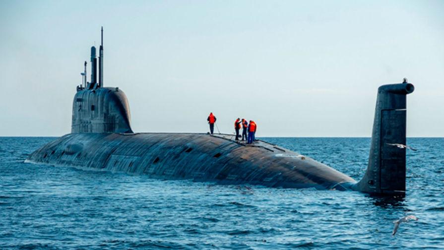 Число субмарин в подводных силах ВМФ России превысит 80