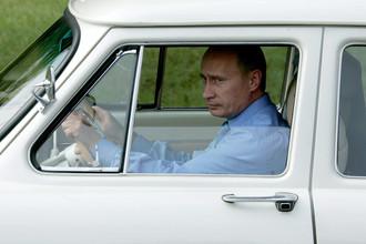Владимир Путин подписал закон, отменяющий «нулевое промилле» для водителей
