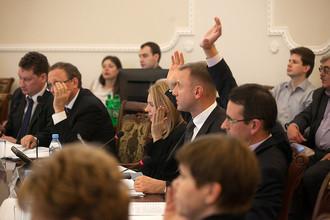 Заседание межведомственной комиссии по мониторингу высших учебных заведений