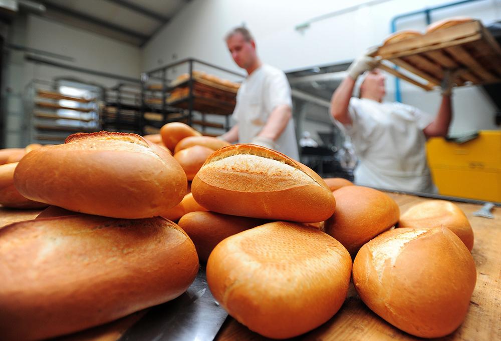 Столичный хлеб курсовая работа 7057