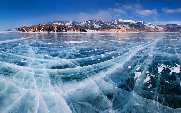 Озеро Байкал (Бурятия и Иркутская область)