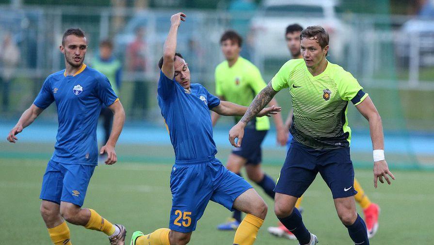 Обладатель юношеского Кубка Европы Сергей Макаров