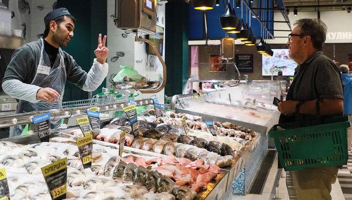 Хуже, чем в кризис: почему в России дорожает рыба