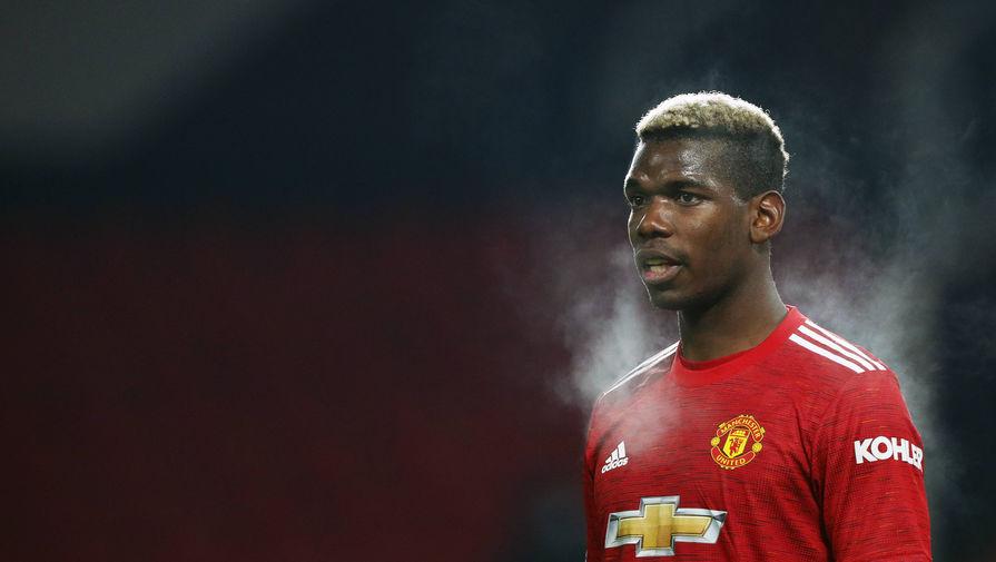 Хавбек Манчестер Юнайтед Погба объяснил свою замену в матче с Гранадой