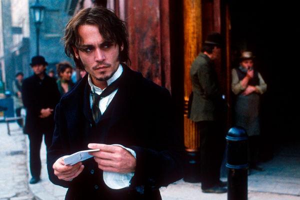 Кадр из фильма «Из ада» (2001)