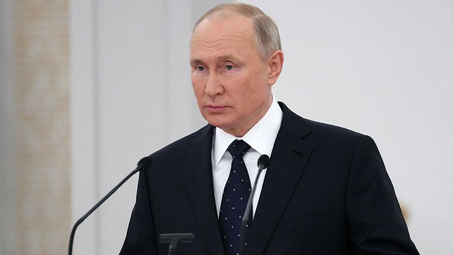 Путин: спорные вопросы по восстановлению имущества после ЧС должны решаться в пользу людей