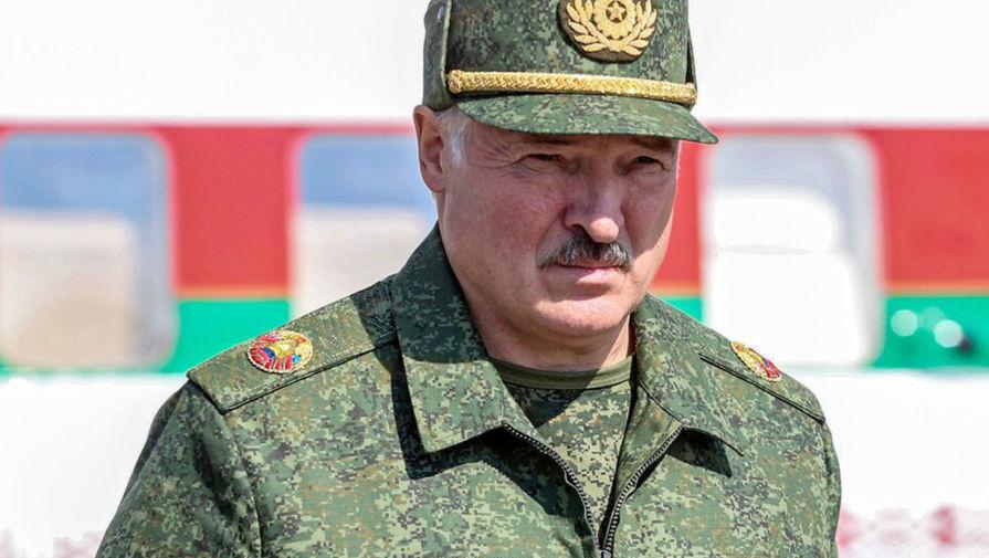 Лукашенко заявил, что в случае конфликта Белоруссии помогут ВС России