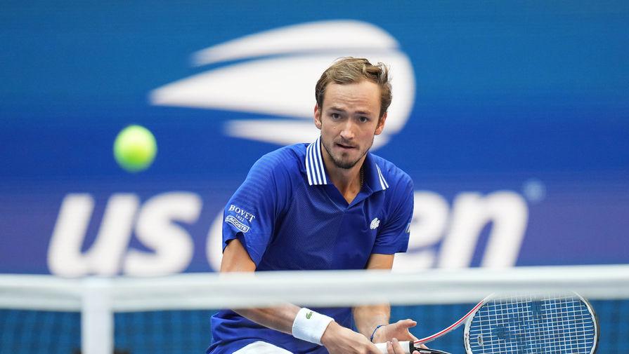 Поход за новым титулом: Медведев сражается против Димитрова. LIVE