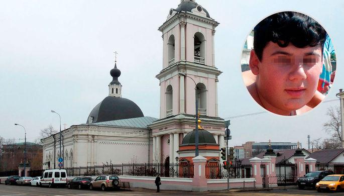 Ворвался с ножом: кто напал на храм в Москве