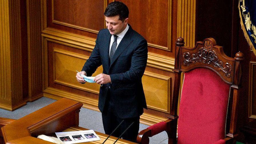 На Украине прошел первое чтение законопроект о большом государственном гербе
