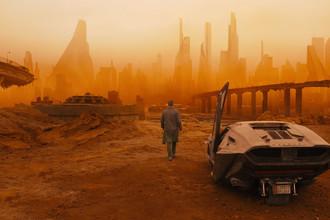 Кадр из фильма «Бегущий по лезвию 2049» (2017)