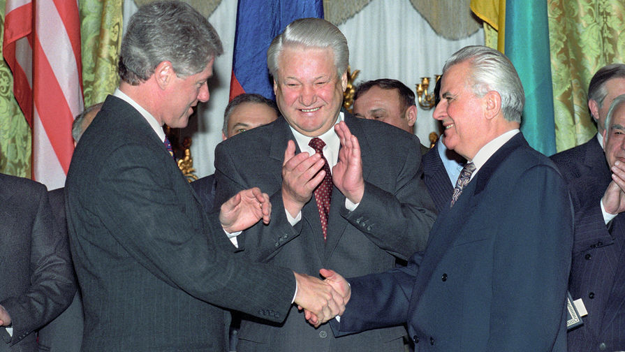 25 лет назад подписан Будапештский меморандум