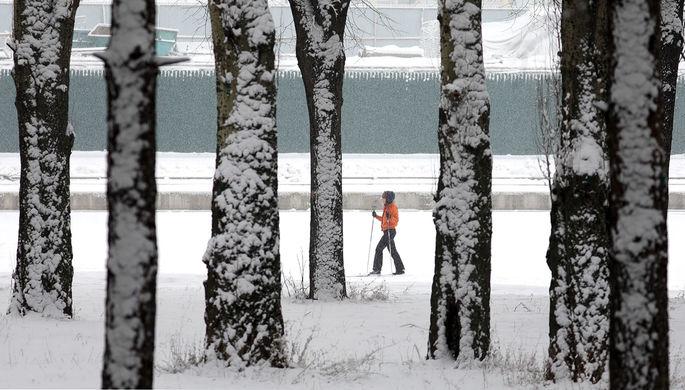 Температурные рекорды: Москву ждет потепление