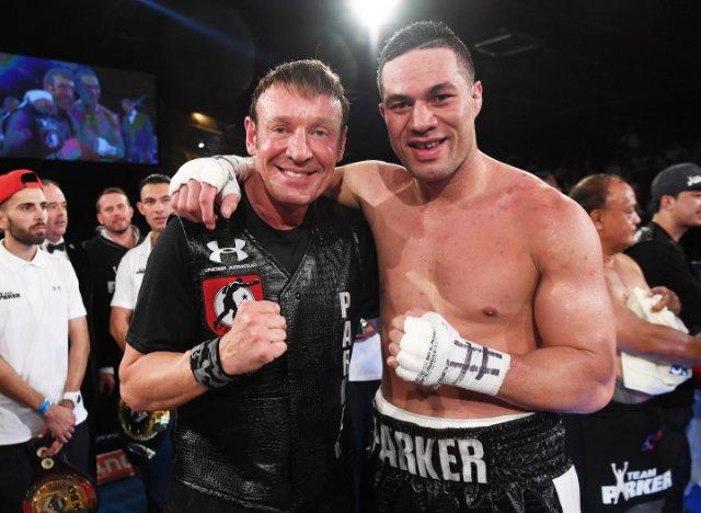 Новый чемпион мира по боксу
