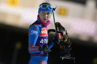Екатерина Глазырина была отстранена от соревнований за час до старта женского спринта на чемпионате мира в Хохфильцене