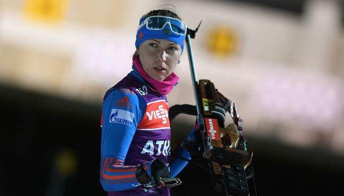Екатерина Глазырина была отстранена от соревнований за час до старта женского спринта на чемпионате...