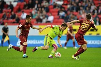 Посетители «Казань-Арены» стали свидетелями яркого матча