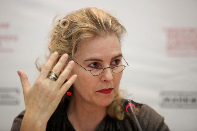 Катрин де Зегер будет куратором пятой Московской биеннале современного искусства