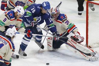 СКА и «Динамо» ожидают боевые матчи