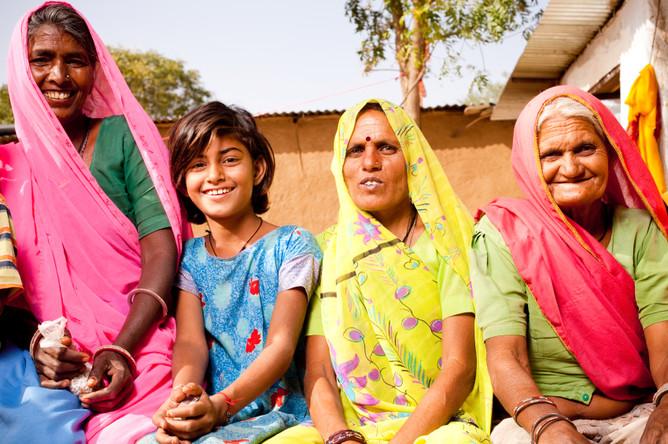 Предки индусов появились около 3-4 тысяч лет назад