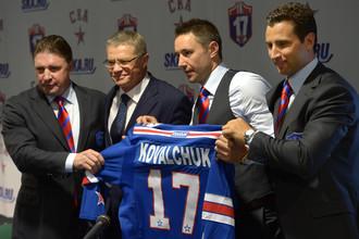 СКА разрешили вывести Илью Ковальчука из-под «потолка» зарплат