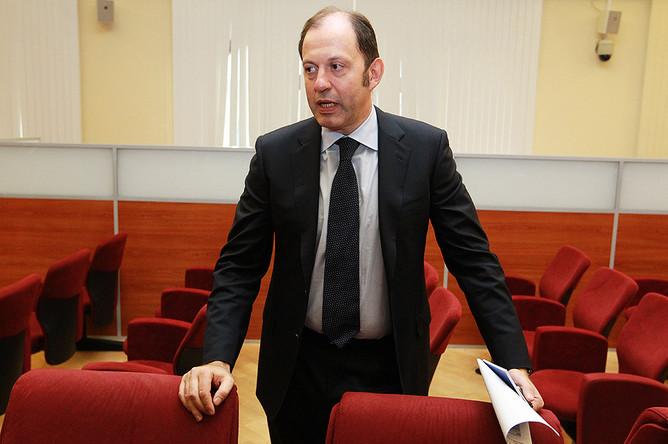 Один из руководителей партии «Альянс Зеленых» Олег Митволь