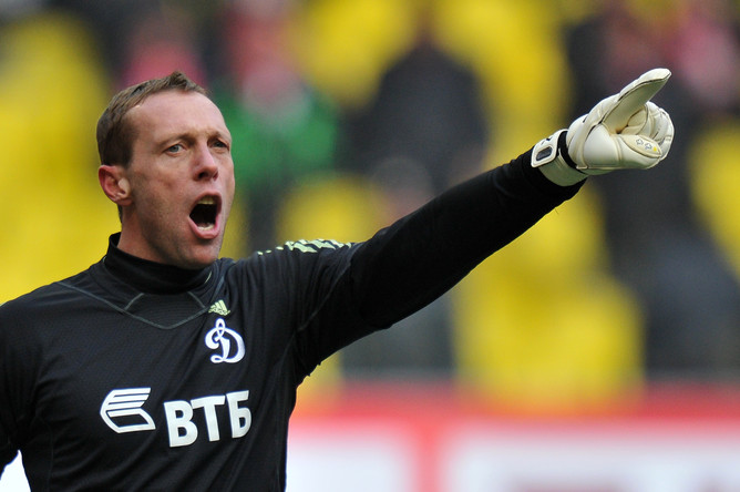 Березовский и в 40 лет способен стать основным вратарем «Динамо»