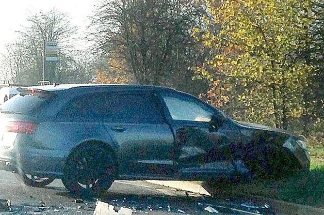 Авария с участием Дэвида Бекхэма и его 15-летнего сына Бруклина произошла в ноябре 2014 года. В тот момент, когда Бекхэм-старший находился за рулем своей Audi, в него на большой скорости врезался другой автомобиль