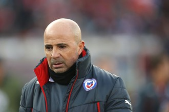 Главный тренер: Хорхе Сампаоли (Чили)