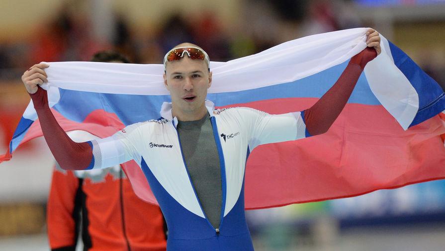Конькобежец Павел Кулижников пережил в 2016 году много волнительных минут