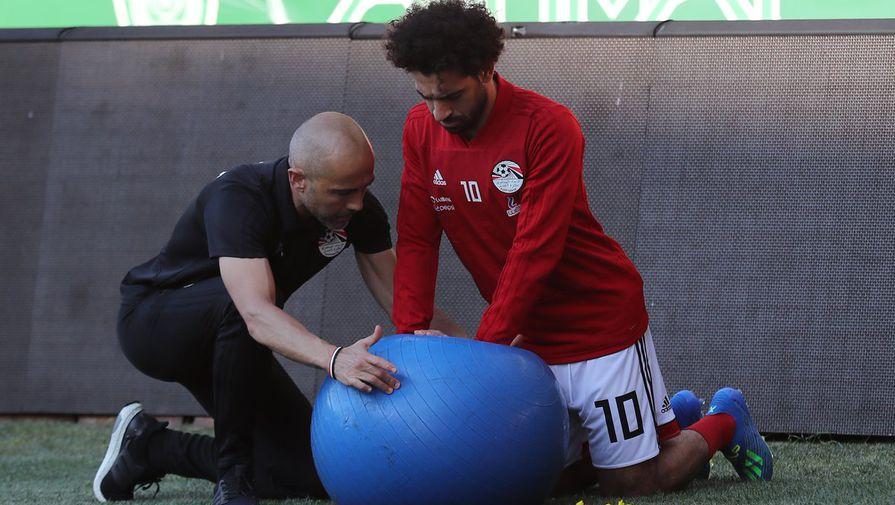 Мохамед Салах готовится сыграть на чемпионате мира — 2018