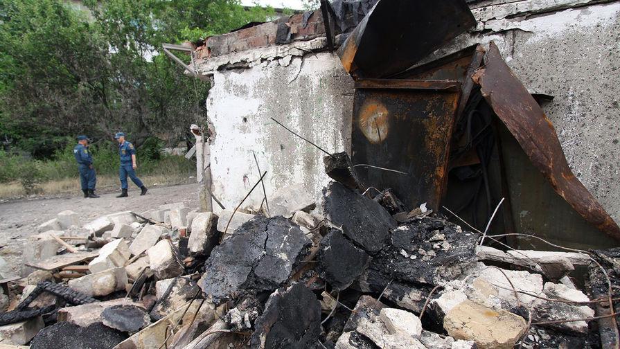 Украинский военный расстрелял подчиненную в Донбассе