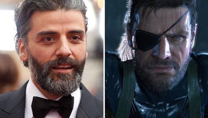 Звезда «Звездных войн» сыграет в экранизации «Metal Gear Solid»